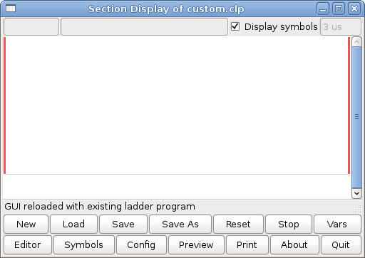 Classicladder Programming